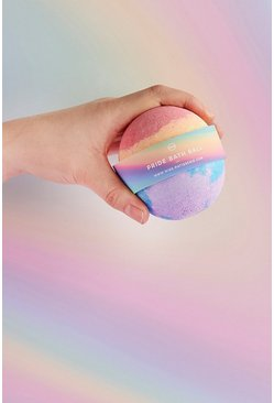 Multi Miss Patisserie Pride Bath Ball