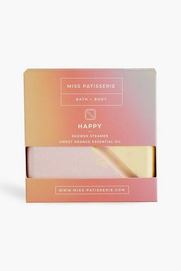 Miss Patisserie Happy Orange Oil Steamer