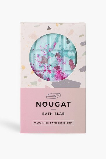 White Miss Patisserie Nougat Bath Slab