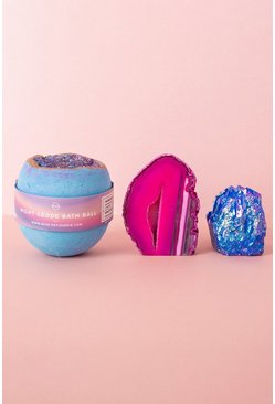 Multi Miss Patisserie Night Geode Bath Ball