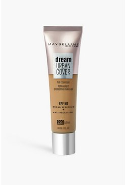 Maybelline Urban Cover Foundation Toffee