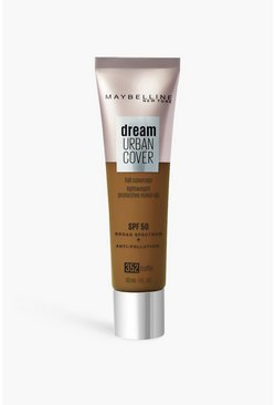 Brown brun Maybelline Urban Cover Foundation Truffle