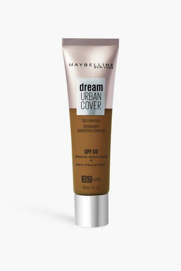 Brown Maybelline Urban Cover Foundation Truffle