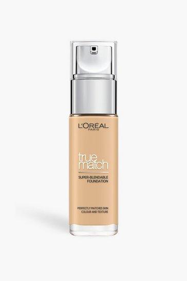 L'Oreal True Match Foundation Golden Almond