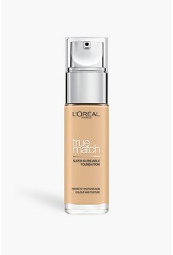 L'Oreal True Match Foundation Golden Almond