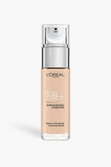 L'Oreal True Match Foundation Porcelain