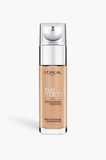 Golden beige L'Oreal True Match Foundation Cappuccino