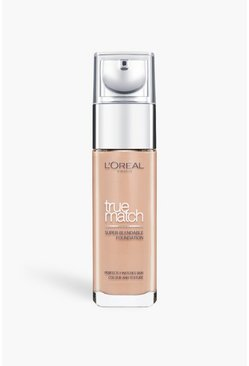 Fondotinta liquido L'Oreal True Match - Honey, Miele beige