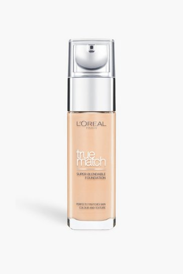 L'Oreal True Match Foundation Golden Natural