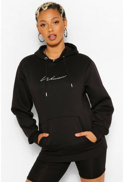 Black Woman Signature Hoody