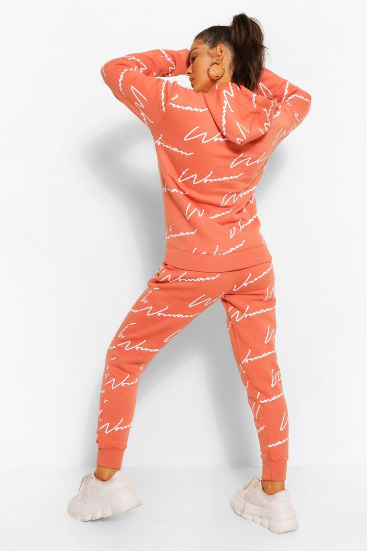 XS-L Femmes Gris Effet Vieilli De Survêtement Tailles F1113