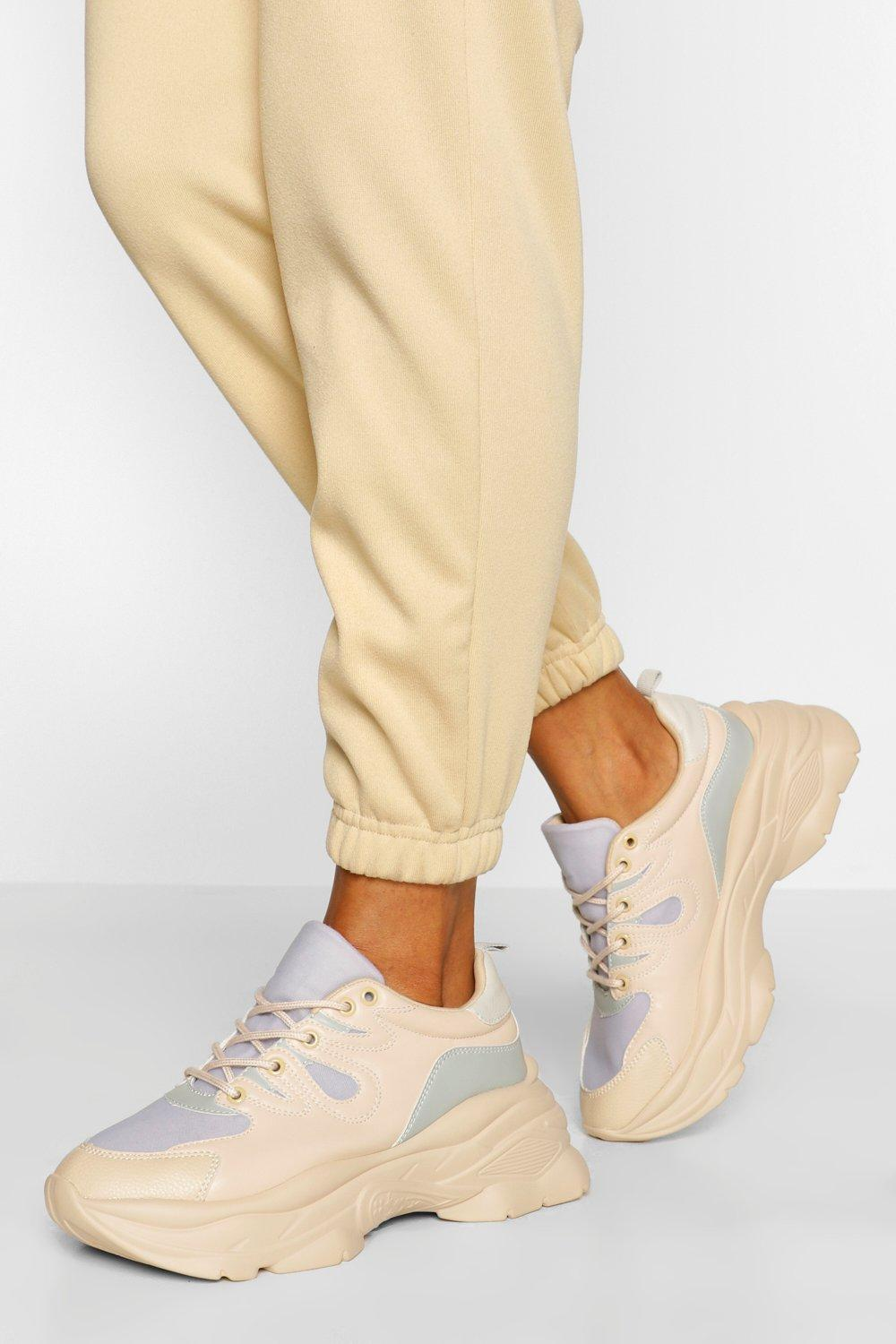 SHOES Super Chunky Platform Trainers