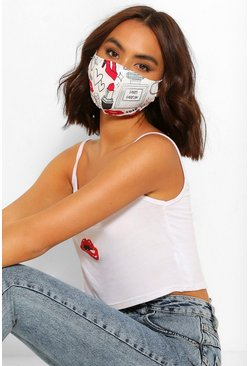 Ivory Paris Parfum Fashion Face Mask