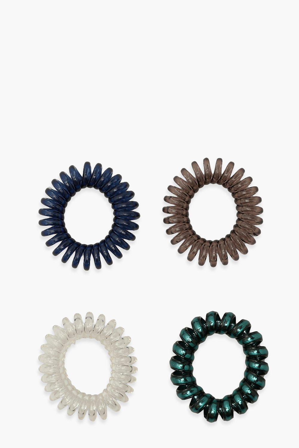 ACCESSORIES 4 Pack Coil Bobble