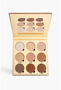 Makeup Obsession Throw Shade Contour Palette, Multi