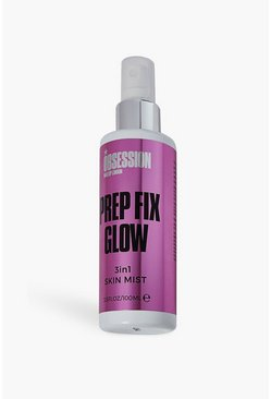 Makeup Obsession Fixing Spray Skin Mist 3 in1, Multi