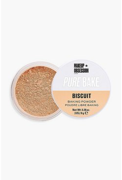 Makeup Obsession Pure Baking Powder Biscuit, Multi