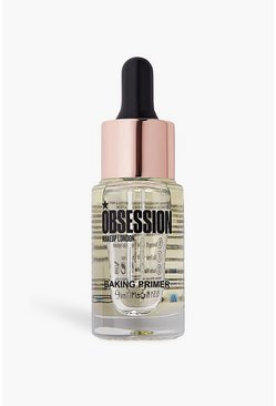 Makeup Obsession Prime & Bake Baking Oil , Multi
