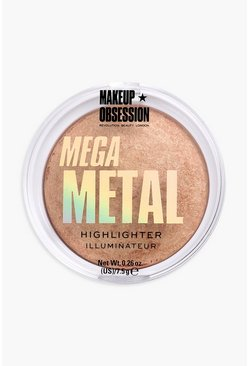 Makeup Obsession - Highlighter Mega Metal, Multi