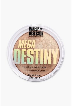 Iluminador Makeup Obsession Mega Destiny, Multicolor