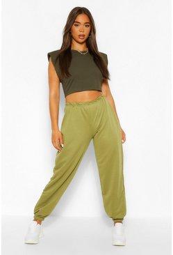 Khaki The Oversized Boyfriend Sweat Jogger