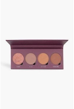 Makeup Obsession Mad About Mauve Palette, Multi