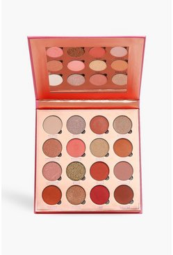 Makeup Obsession Love Eyeshadow Palette, Multi