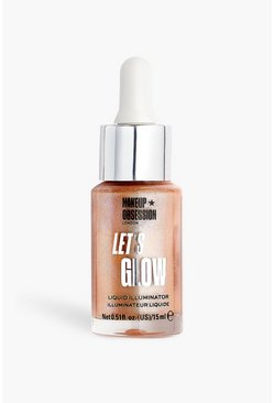 Makeup Obsession Liquid Illuminator S&X 18ml, Multi