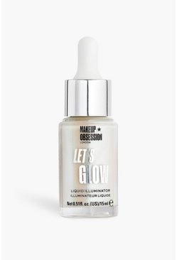 Meerdere multi Make-up Obsession Liquid Illuminator Lust 18 ml