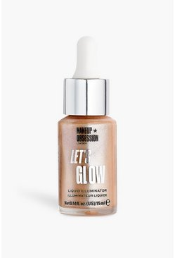 Makeup Obsession Liquid Illuminator Erotic, Multi