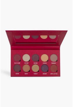 Makeup Obsession Passionate Eyeshadow Palette, Multi