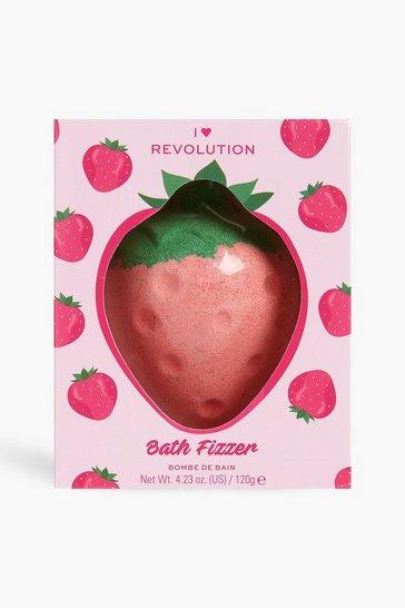 Multi I Heart Revolution Strawberry Fruit Fizzer
