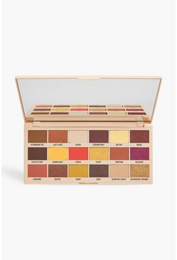 Multi I Heart Revolution Lemon Chocolate Palette