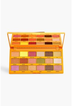 Multi I Heart Revolution Honey Chocolate Palette