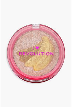 Multi I Heart Revolution Fruity Highlighter Banana