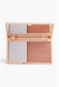 Multi I Heart Revolution Mini Fondue Palette