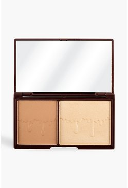Multi I Heart Revolution Chocolate Bronze and Glow