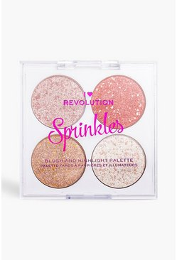 Colorete I Heart Revolution Blush Ice Cream Sundae, Multicolor