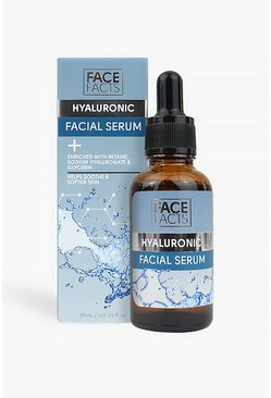 Blue Face Facts Hyaluronic Face Serum