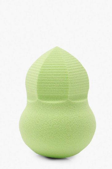 Lime green Boohoo Beauty Blending Sponge