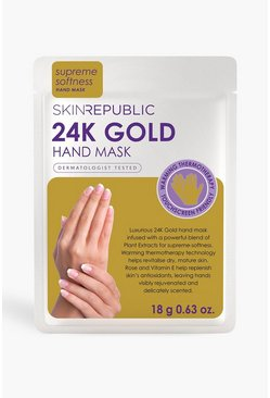 Skin Republic 24K Gold Foil Hand Mask