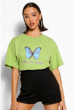 Flap Your Wings Graphic T-shirt
