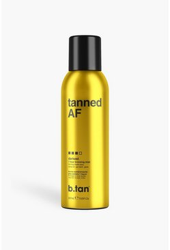 Gold B Tan Tanned Af Self Tan Airbrush Mist