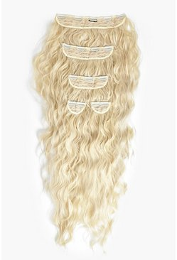 LullaBellz Wave Wraparound Pony Blonde