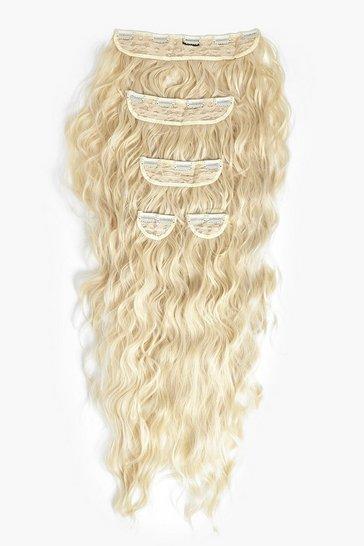 LullaBellz Wave Wraparound Pony Blonde