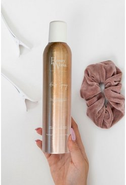 White Beauty Works Strong Hold Hair Spray 300ml
