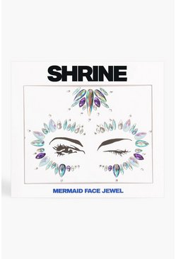 Multi Shrine Mermaid Face Jewel