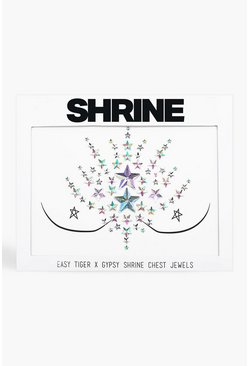 Multi Shrine Reach For The Stars Body Jewel