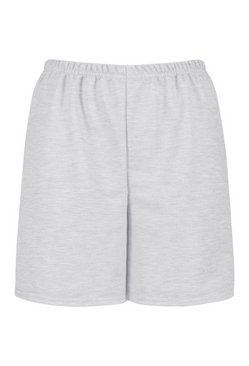 Grey Loopback Jogger Sweat Short