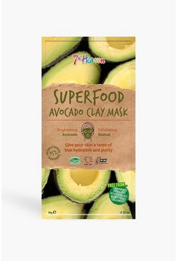 Multi Superfood Avocado Clay Mask Face Mask